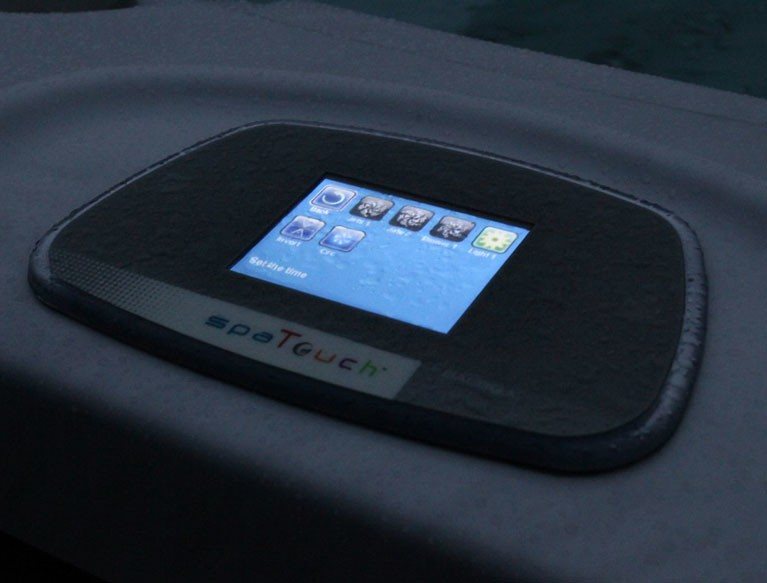 SpaTouch Control Panel by Hot Tub Suppliers